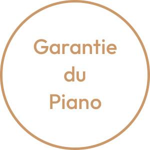 garantie piano